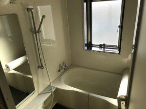 疲れを癒すための浴室もあります。