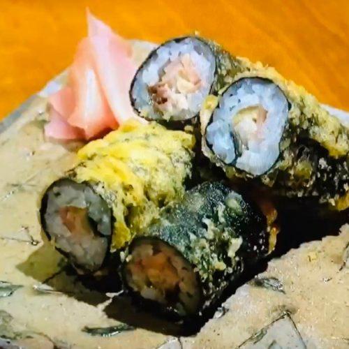 鯖ガリ寿司