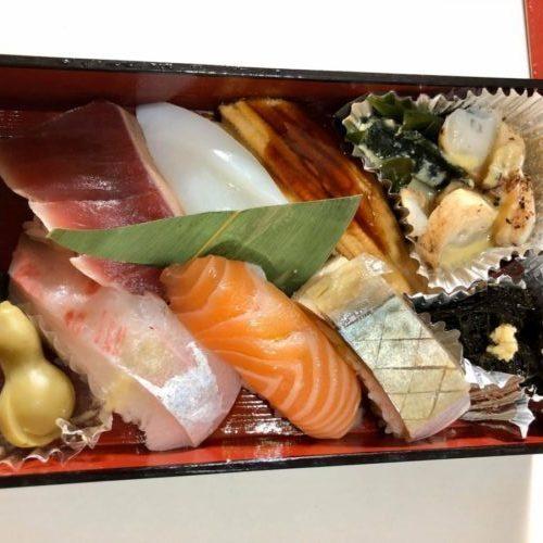 お寿司(お土産パック)