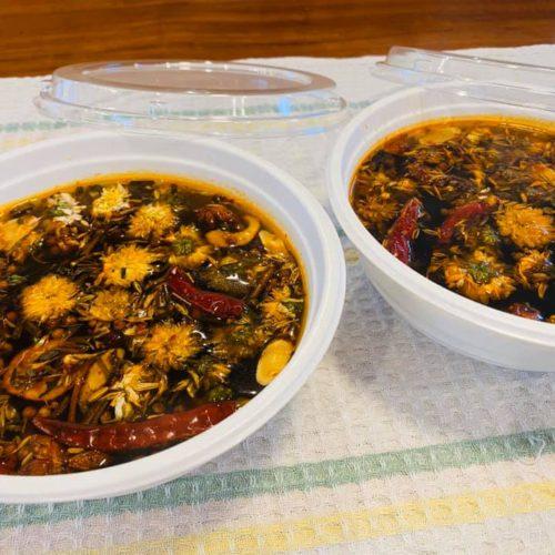 薬膳火鍋スープ(1人前)