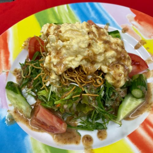 Bariタルタルサラダ