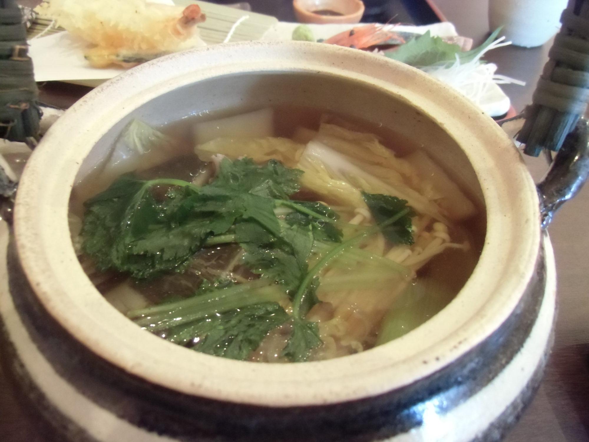 知多市のリーズナブルな「すっぽん料理」