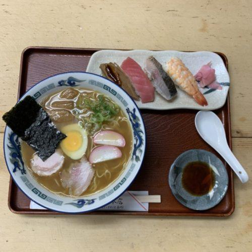 寿司・中華そば