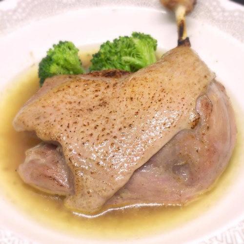 合鴨のコンフィ